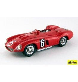 Ferrari Ferrari 750 Monza Spider #6 10h Messina Sicily (I) 1955 - 1:43 - Art Model