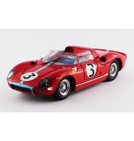 Ferrari Ferrari 330P Spider #3 Winner Tourist Trophy (GB) 1964 - 1:43 - Art Model