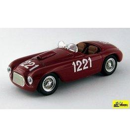 Ferrari Ferrari 195 Spider #1221 Winner Coppa Della Toscana (I) 1959 - 1:43 - Art Model