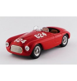 Ferrari Ferrari 166MM 2.0L V12 Spider #624 Winner Mille Miglia (I) 1949 - 1:43 - Art Model