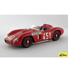 Ferrari Ferrari 500TR #451 Mille Miglia (I) 1957 - 1:43 - Art Model