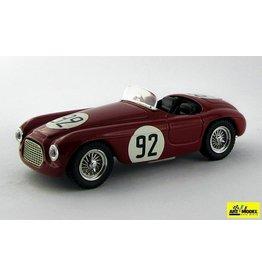 Ferrari Ferrari 225S Touring #92 12th GP Monte Carlo 1952 - 1:43 - Art Model