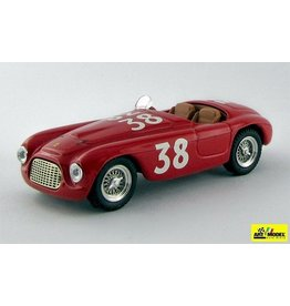 Ferrari Ferrari 166MM Spider #38 Winner Silverstone (UK) 1950 - 1:43 - Art Model