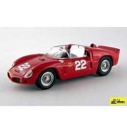 Ferrari Ferrari Dino 246SP #22 Testcar 24h Le Mans 1961 - 1:43 - Art Model