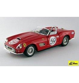 Ferrari Ferrari 250 California #59 Nassau 1961 - 1:43 - Art Model
