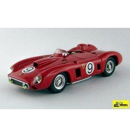 Ferrari Ferrari 290MM Spider #9 GP Spa 1957 - 1:43 - Art Model