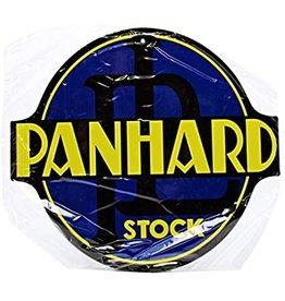 Blikken bord Tin Plate Panhard (28 cm x 25,5 cm)