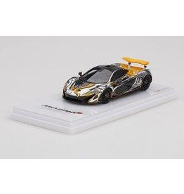 McLaren McLaren P1 Art Car by Sticker City 2014 - 1:43 - TrueScale Miniatures