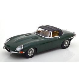 Jaguar Jaguar E-Type Series 1 1961 (Closed) - 1:18 - KK Scale