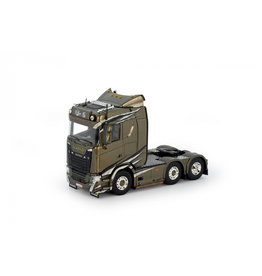 Scania Scania S Serie Tractor 6x2 'Target' - 1:50 - Tekno
