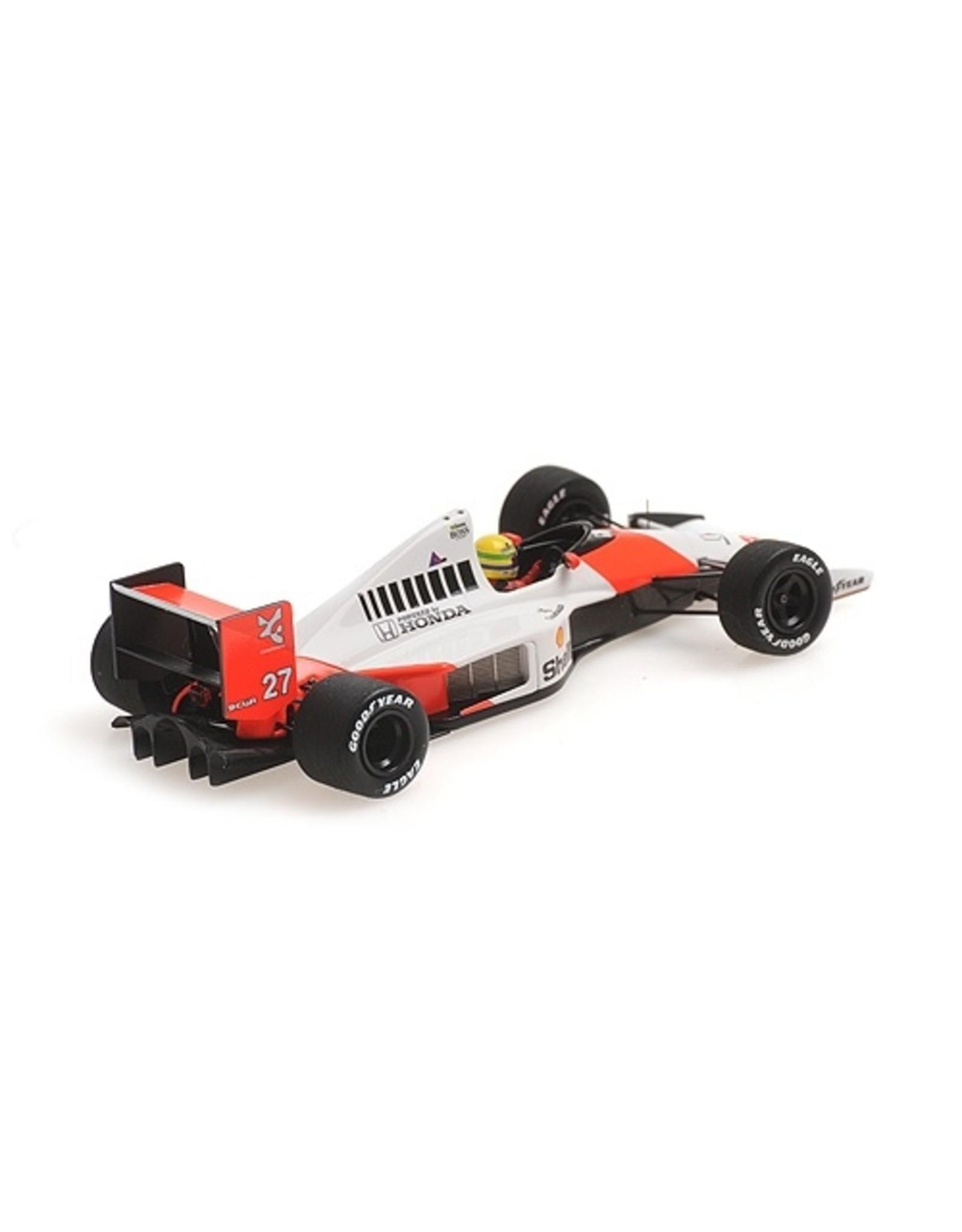 Formule 1 McLaren Honda MP4/5B #27 Winner German GP 1990  - 1:43 - Minichamps