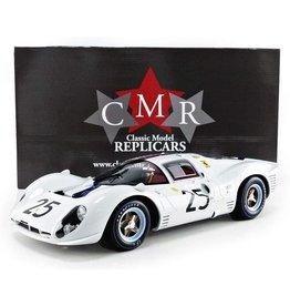 Ferrari Ferrari 412 P #25 NART Le Mans 1967 - 1:12 - CMR Classic Model Replicars