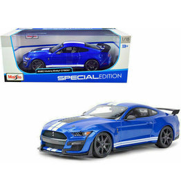 Ford Ford Mustang Shelby GT500 2020 - 1:18 - Maisto