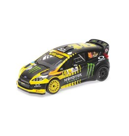 Ford Ford Fiesta RS WRC #46 2nd Place Monza Rally Show 2013 - 1:18 - Minichamps