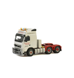 Volvo Volvo FH3 Globetrotter XXL Tractor 6x4 'Peter Tippet Haulage' - 1:50 - WSI Models