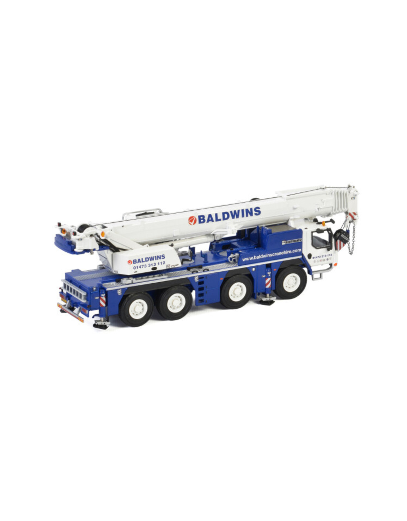 Liebherr Liebherr LTM 1090 4.2 'Baldwins Crane Hire' - 1:50 - WSI Models