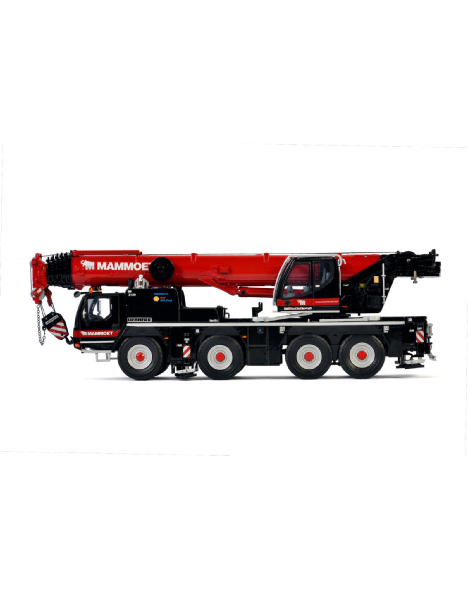 Liebherr Liebherr LTM 1090 4.2 'Mammoet' - 1:50 - WSI Models