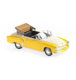 Wartburg Wartburg A 311 Cabriolet 1958 - 1:43 - MaXichamps