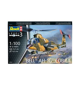 Bell AH-1G Cobra - 1:100 - Revell