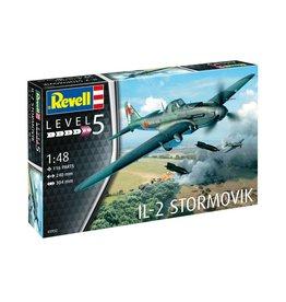 IL-2 Stormovik - 1:48 - Revell