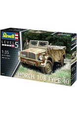 Horch 108 Type 40 - 1:35 - Revell