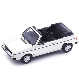 Volkswagen Volkswagen Golf Cabriolet Prototype Germany 1976 - 1:43 - Autocult