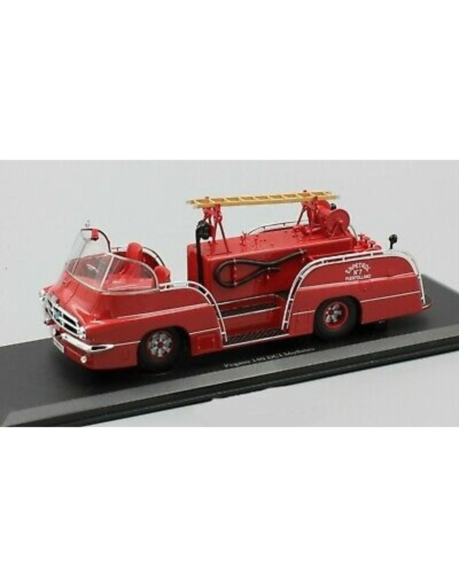 Pegaso Pegaso 140 DCI Mofletes Fire Truck Spain 1959 - 1:43 - Autocult