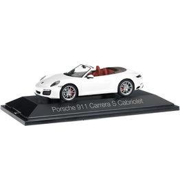 Porsche Porsche 911 Carrera S Cabriolet - 1:43 - Herpa