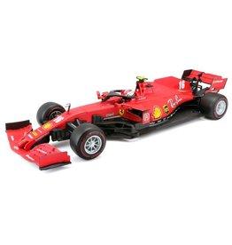 Formule 1 Formule 1 Ferrari SF1000 #16 2020 Leclerc 2nd Austrian GP 2020 - 1:18 - Bburago