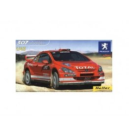 Peugeot 307 WRC #6 Rallye de l'Acropole 2004 - 1:43 - Heller