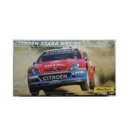 Citroën Xsara WRC Rallye de Turquie 2005 - 1:43 - Heller