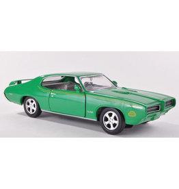 Pontiac Pontiac GTO Judge 1969 - 1:24 - Motor Max