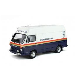 Volkswagen Volkswagen LT T35 1984 'Rothmanns Assistance'  - 1:18 - Otto Mobile Models