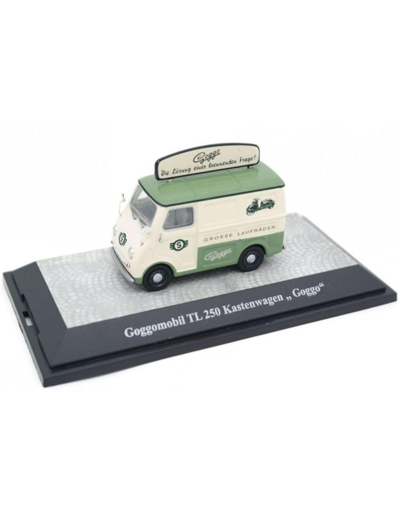 Goggomobil Goggomobil TL 250 'Goggo' - 1:43 - Premium ClassiXXs