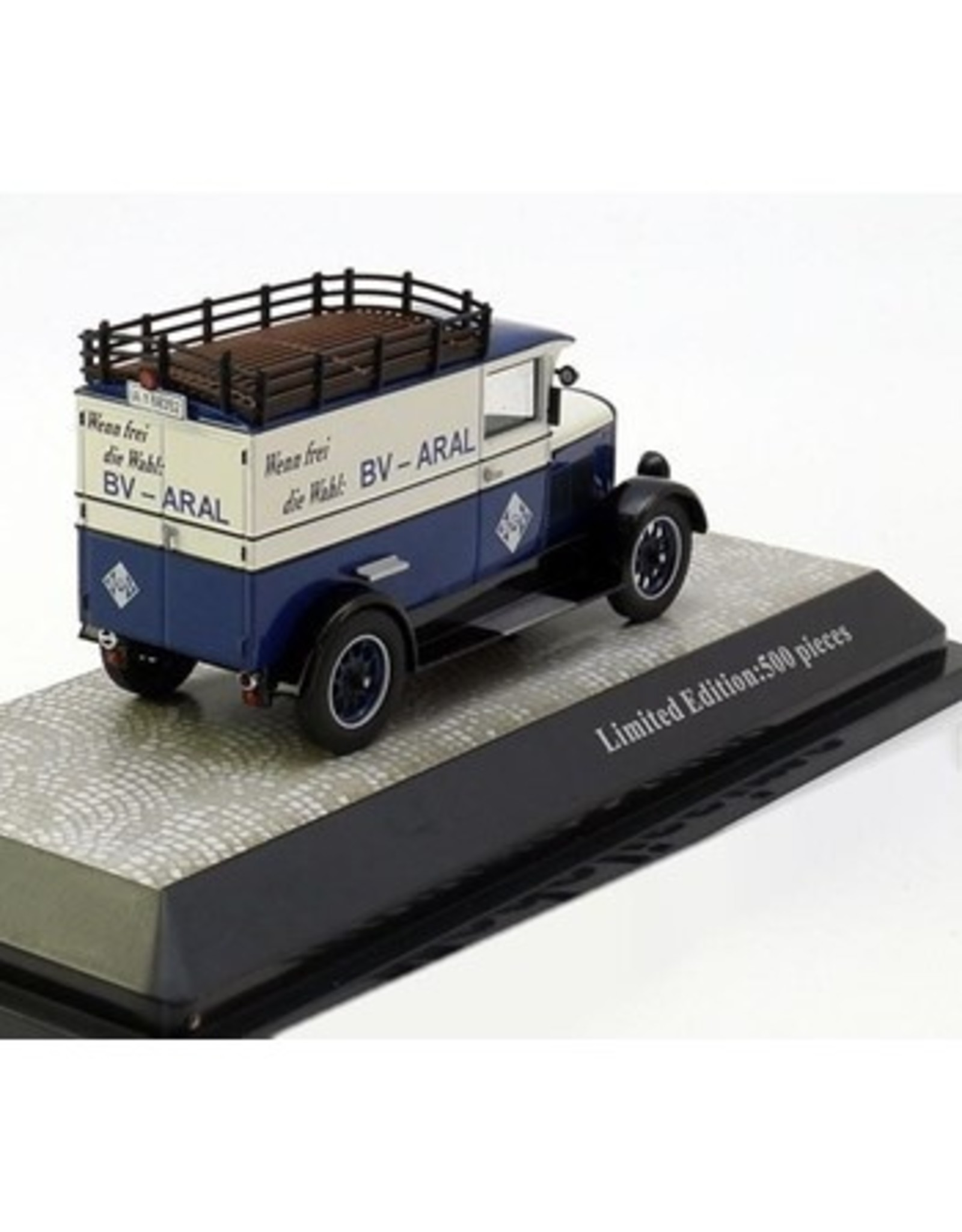 Phänomen Phänomen Granit 25 Van 'ARAL' - 1:43 - Premium ClassiXXs