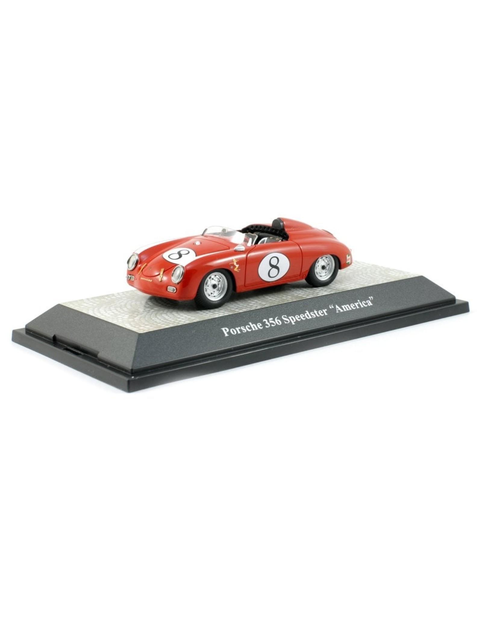 Porsche Porsche 356 Speedster America #8 - 1:43 - Premium ClassiXXs