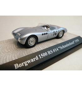 Borgward Borgward 1500 RS #14 Schauinsland Germany 1958 - 1:43 - Premium ClassiXXs