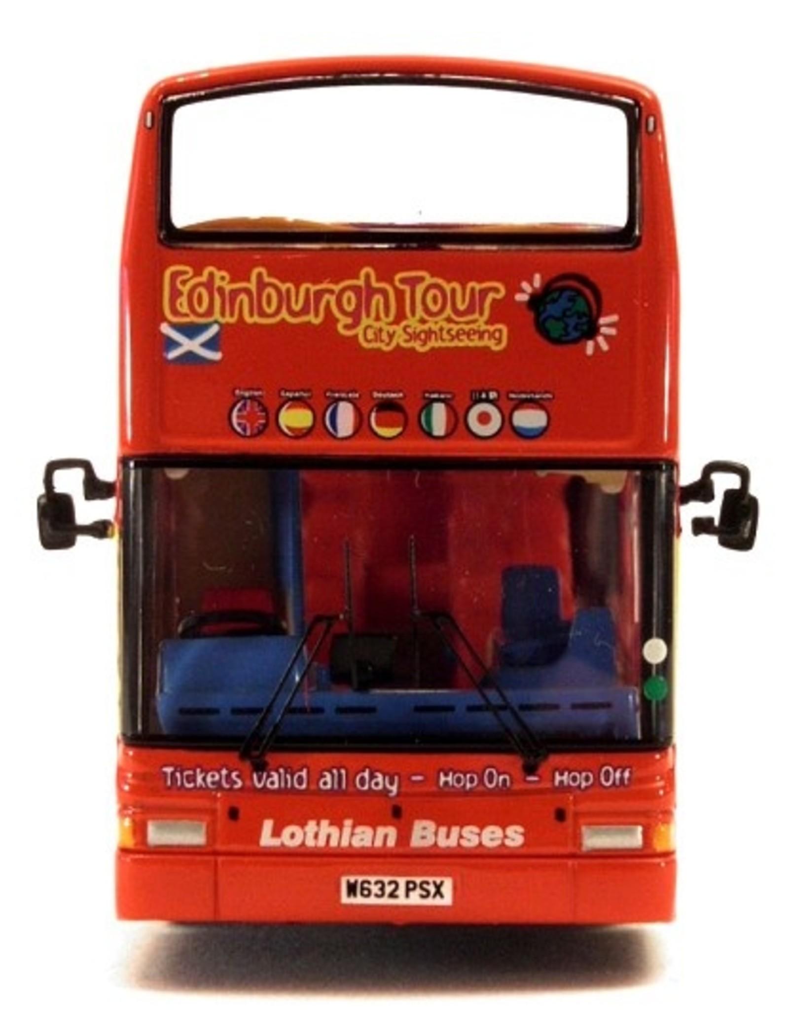 Corgi Edinburg Tour Open-top Bus Plaxton President Bodied Dennis Trident - 1:76 - Corgi