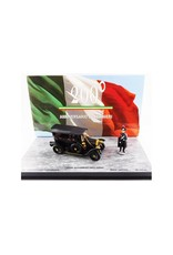 Fiat Fiat Zero 200th Anniversary Carabinieri + 2 Figures 1906 - 1:43 - Rio