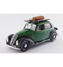 Fiat Fiat 6C 1500 + Roofrack + Luggage + Skis 1936 - 1:43 - Rio