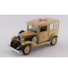 Fiat Fiat 508 Balilla Military Ambulance Africa 1935- 1:43 - Rio