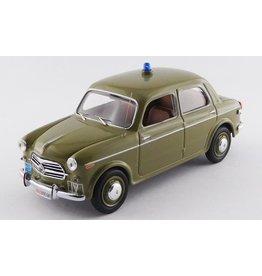 Fiat Fiat 1100/103 Police Italy 1954 - 1:43 - Rio