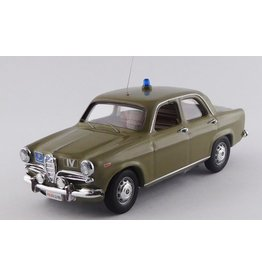Alfa Romeo Alfa Romeo Giulietta Museum Police of Rome 1961 - 1:43 - Rio