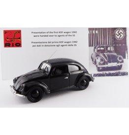 Volkswagen Volkswagen Beetle Presentation KDF Wagen 1942 - 1:43 - Rio