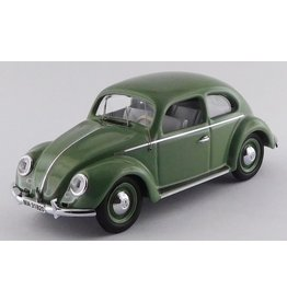 Volkswagen Volkswagen Beetle Maggiolino 1200 De Luxe 1953 - 1:43 - Rio