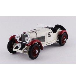 Mercedes-Benz Mercedes-Benz SSKL Spider #87 Winner Mille Miglia 1931 (Italy) - 1:43 - Rio