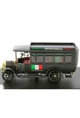 Fiat Fiat 18BL Autobus 150th Anniversary Unita d'Italia 1915 - 1:43 - Rio