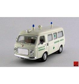 Fiat Fiat 238 Italian Ambulance Green Cross Castello Di Serravalle - 1:43 - Rio