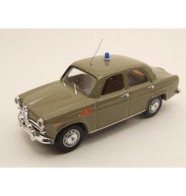 Alfa Romeo Alfa Romeo Giulietta Mobile Police Department 1955 - 1:43 - Rio