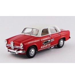 Alfa Romeo Alfa Romeo Giulietta Service Car Marmitte Abarth 1957 - 1:43 - Rio